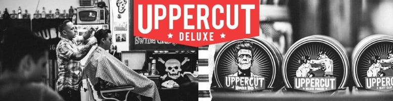 Uppercut Deluxe Styling & Hairspray