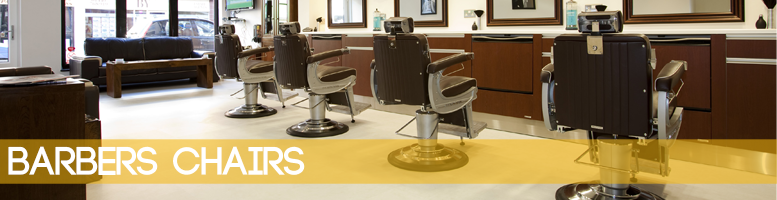 Professional Hair Salon Barbers Chairs