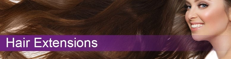 Professional Salon Hair Extensions