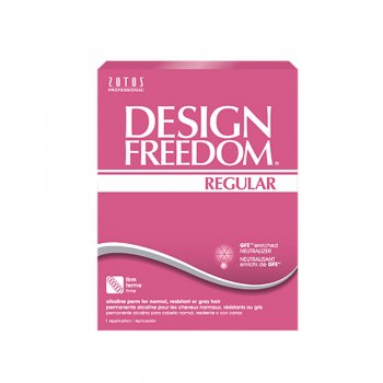 Acclaim Design Freedom Conditioning Alkaline Perm