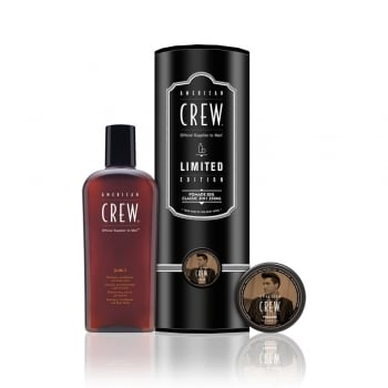 American Crew 3 In 1 and Pomade Duo