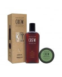 Essential Kit For Men Forming Cream