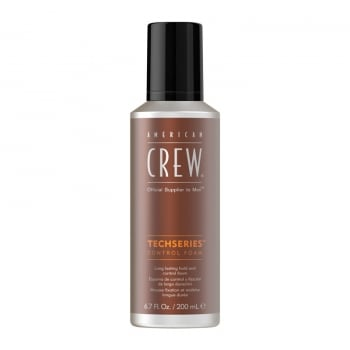 American Crew Techs Control Foam 200ml
