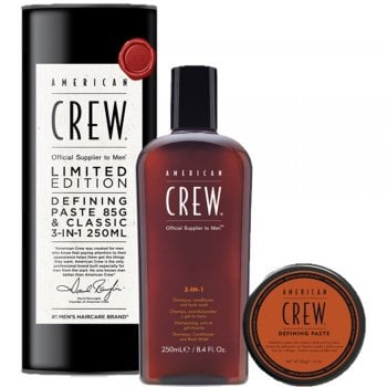 American Crew Ultimate Duo Kit Defining Paste