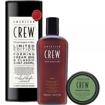 American Crew Ultimate Duo Kit Forming Cream