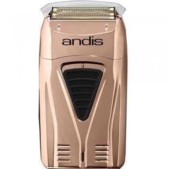 Andis TS-1 Profoil Lithium Foil Shaver Copper