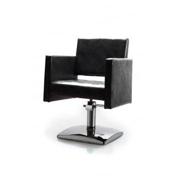 Apex Cuba Hydraulic Chair Black