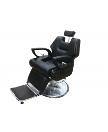 Maestro Black Barber Chair