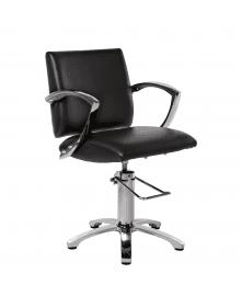 Monaco Hydraulic Chair Black