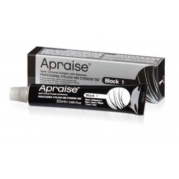 Apraise Black Eyelash Tint 1