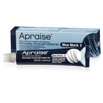 Apraise Blue Black Eyelash Tint 2