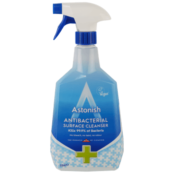 Astonish Antibacterical Surface Cleaner 750ml