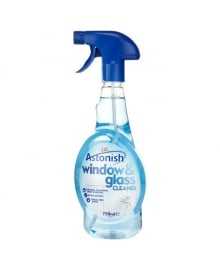 Window & Glass Cleaner 750ml