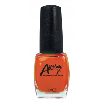 Attitude Burnt Orange Nail Polish