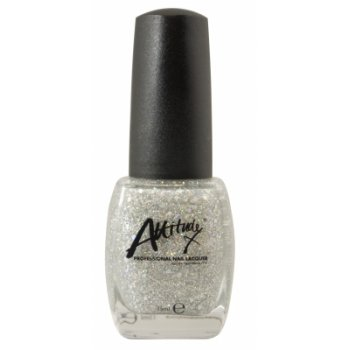 Attitude Glam Glitter Top Coat