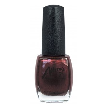 Attitude Mocha Magic Nail Polish