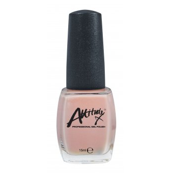 Attitude Peaches & Cream Nail Polish