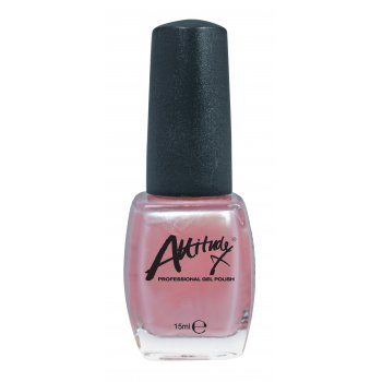 Attitude Pretty Pink Nail Polish
