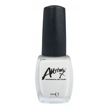 Attitude Snow White Nail Polish