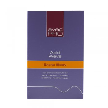 Avec Pro Acid Wave Extra Body