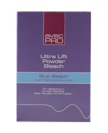 Avec Pro Ultra Lift Powder Bleach Blue 500g