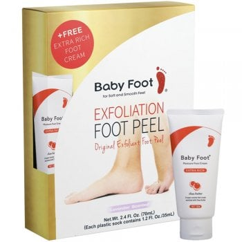 Baby Foot Gift Set 2018