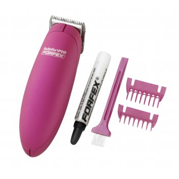 Babyliss Pro Forfex Palm Pro Trimmer Pink