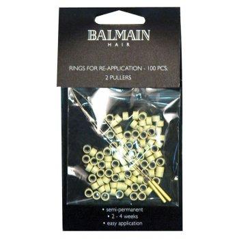 Balmain Beige Soft Rings 100pk