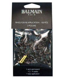 Brown Soft Rings 100pk