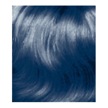 Balmain Human Hair Extension 45cm Straight Blue 10pk