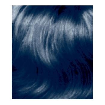 Balmain Human Hair Extension 45cm Straight Dk Blue 10pk