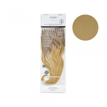 Balmain Micro Ring Fill-Ins Human Hair Extensions 40cm L6