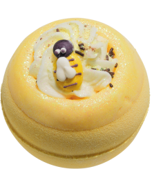 Honey Bee Mine Bath Bomb