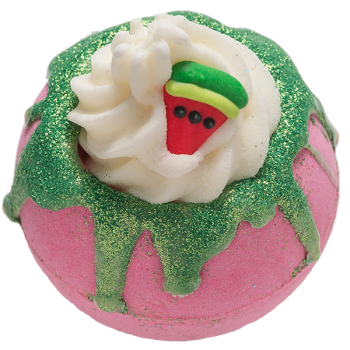 Bomb Cosmetics One In A Melon Bath Bomb