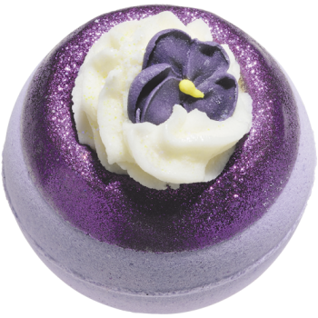 Bomb Cosmetics V For Violet Bath Bomb