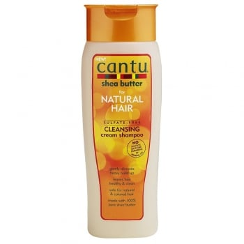 Cantu Shea Butter For Natural Hair Sulphate-Free Cleansing Shampoo