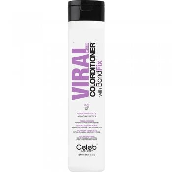 Celeb Luxury Viral Lilac Colourditioner with Bond Fix 244ml