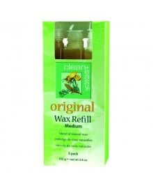 Original Wax Refill Medium 102g x 3