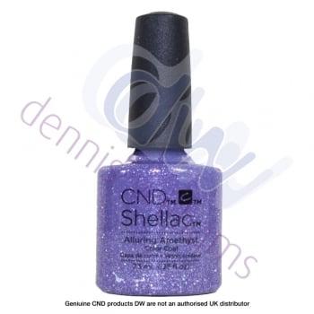 CND Shellac Alluring Amethyst