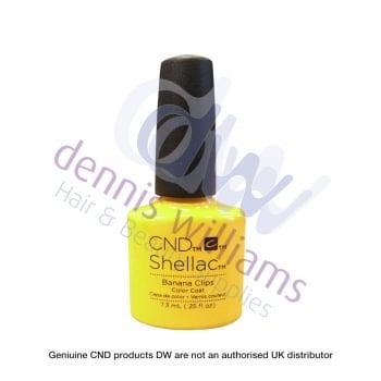 CND Shellac Banana Clips 7.3ml