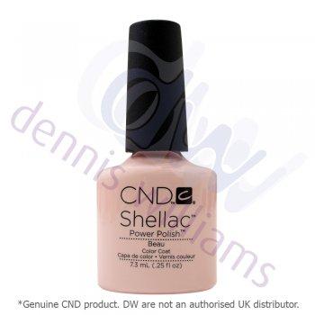 Dennis Williams | CND Shellac Beau Power Gel Polish 7.3ml Shellac Beau