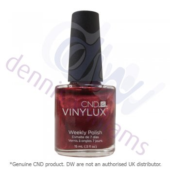 CND Vinylux Bloodline 15ml