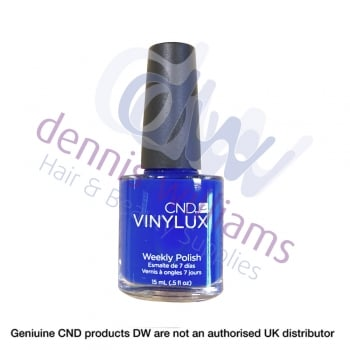 CND Vinylux Blue Eyeshadow 15ml