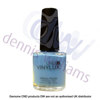 CND Vinylux Digi-teal Art Vandal Weekly Polish 15ml