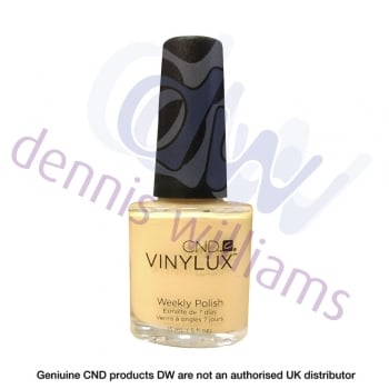 CND Vinylux Honey Darlin' Lace Weekly Polish 15ml