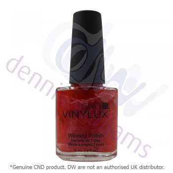 CND Vinylux Hot Chilis 15ml