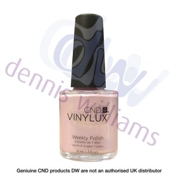 CND Vinylux Skin Tease Lace Weekly Polish 15ml