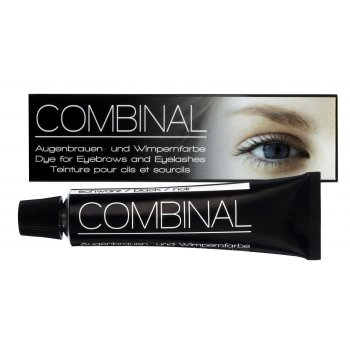 Combinal Eyelash Tint Black 15ml