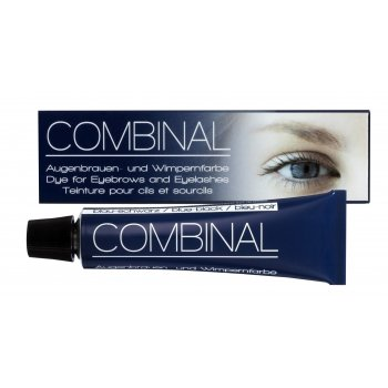 Combinal Eyelash Tint Blue/Black 15ml