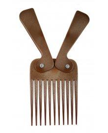 Afro Comb Folding